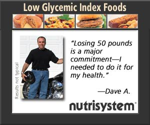 Dave lost 50lbs NutriSystem mens weight loss
