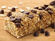 Chewy Chocolate Chip Granola Bar