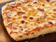 Italian Herb Flatbread Pizza