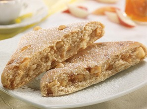 Apple Strudel Scone