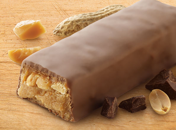 Chocolatey Nougat Bar