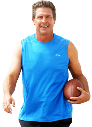 Dan Marino gets back in the weight loss game with Nutrisystem