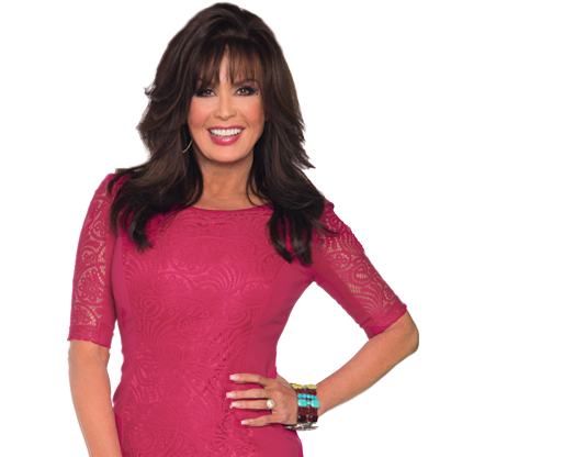 Marie Osmond shows off her Nutrisystem weight loss success
