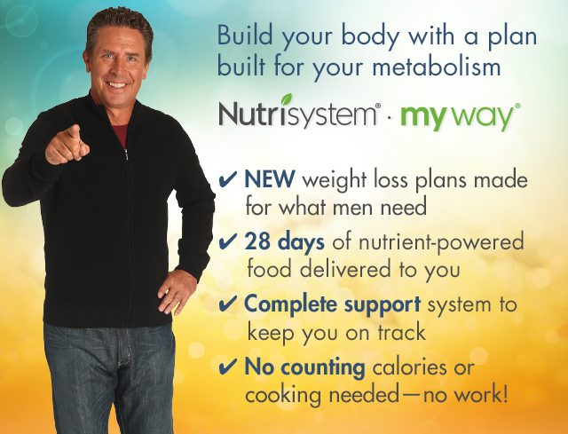 Nutrisystem Turbo 13 [Update The Best Diet Plan for 2018]