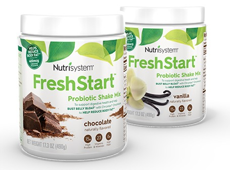 FreshStart Shake Chocolate & Vanilla