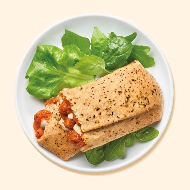 Meatball Parmesan Melt   Easy Diet