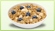 Crunchy Granola with Almonds
