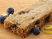Blueberry Lemon Bar