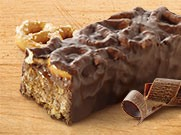 Chocolatey Pretzel Bar