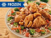 Ginger Cashew Chicken