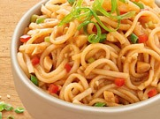 Spicy Kung Pao Noodles