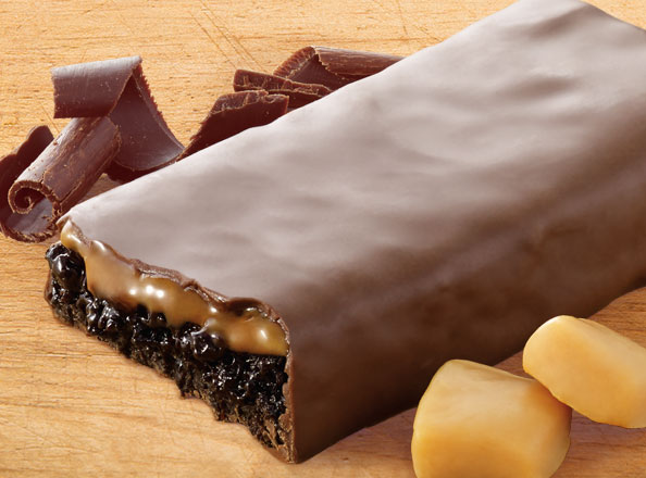 Double Chocolate Caramel Bar