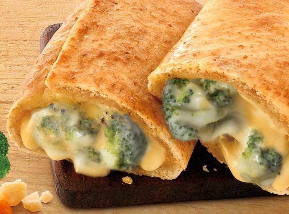 Broccoli & Cheese Melt
