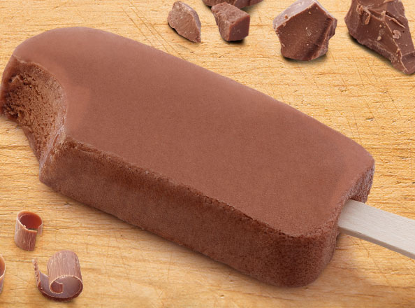 Creamy Fudge Bar