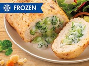 Broccoli & Cheese Stuffed Chicken Breast