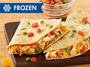 Chicken & Cheese Quesadilla